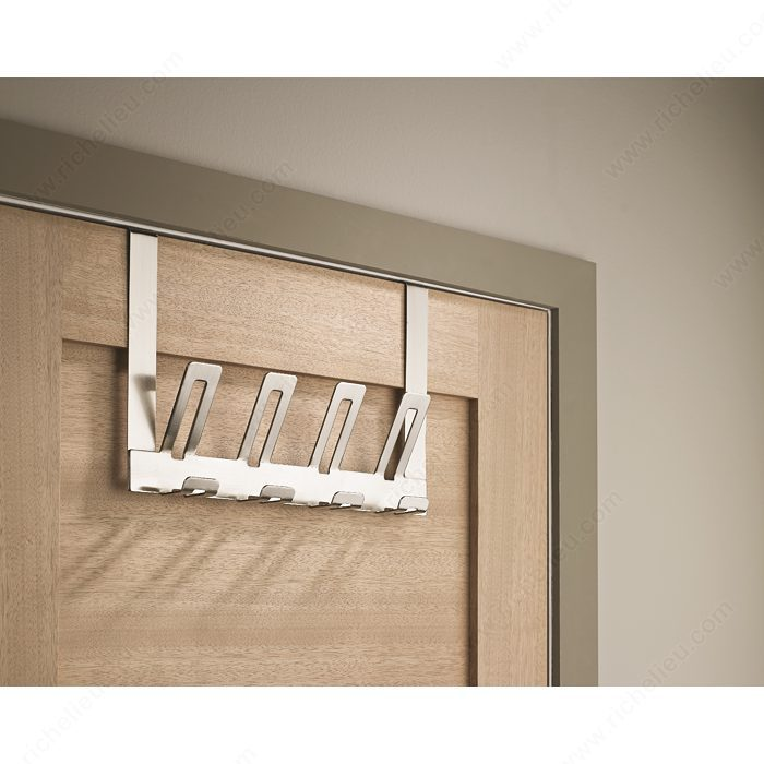 Contemporary Over-The-Door Hook - 1372-4