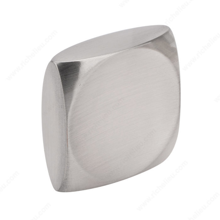Contemporary Metal Knob - 8442-1