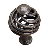 Traditional Forged Iron Knob - 2610