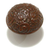 Traditional Cast Iron Knob - 3770