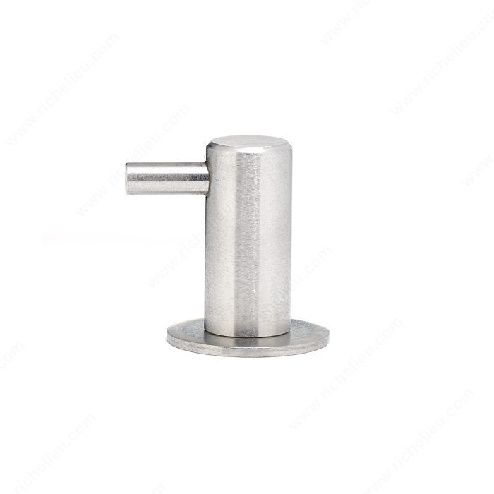 Contemporary Stainless Steel Hook - 51127-3