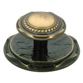 Traditional Metal Knob - 778