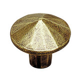 Traditional Metal Knob - 8150