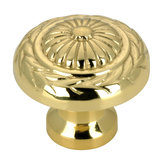 Traditional Brass Knob - 0413