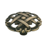 Traditional Metal Knob - 3770