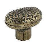 Traditional Metal Knob - 8524